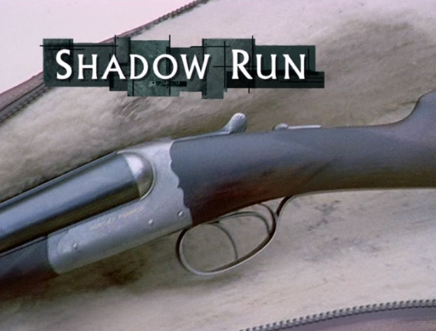 Shadow Run title screen