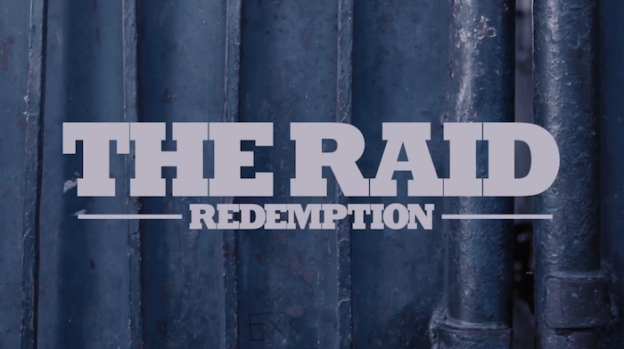The Raid: Redemption title screen