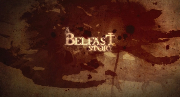 A Belfast Story title screen