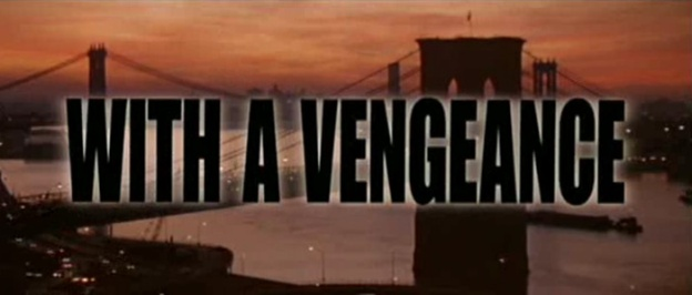 Die Hard With A Vengeance title screen