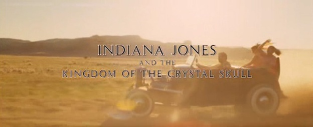 Indiana Jones And The Kingdom Of The Crystal Skull title screen