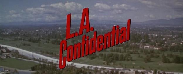 L.A. Confidential title screen