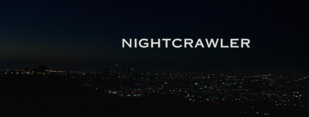 Nightcrawler title screen