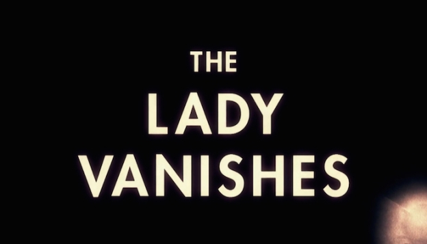 The Lady Vanishes title screen