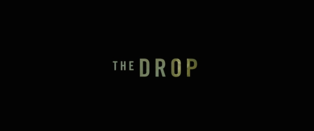 The Drop title screen