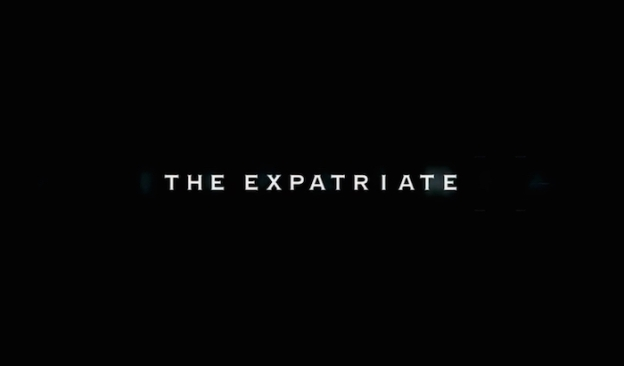 The Expatriate title screen