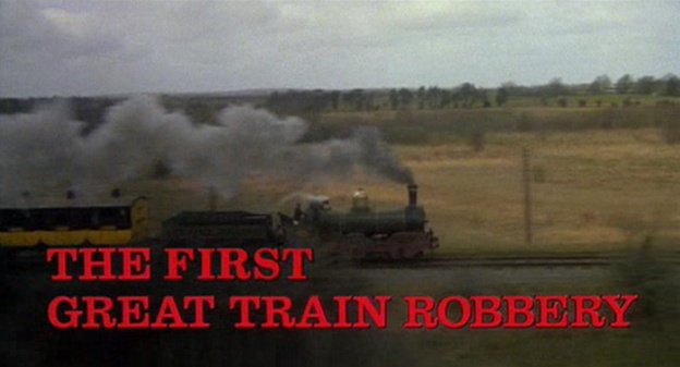 TITLEthefirstgreattrainrobberyThe First Great Train Robbery title screen