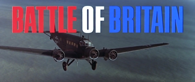 Battle Of Britain title screen