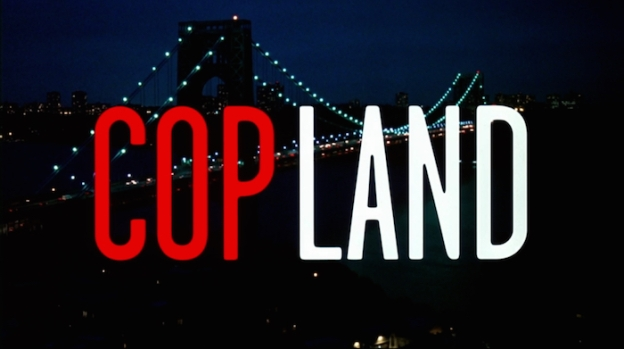 Cop Land title screen