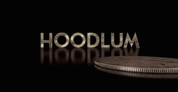 Hoodlum title screen