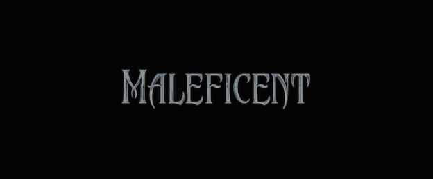 Maleficent title screen