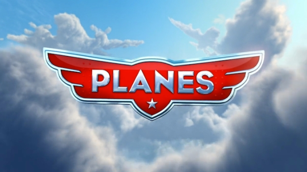 Planes title screen