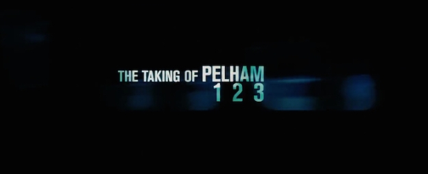 The Taking Of Pelham 123 (2009) title screen