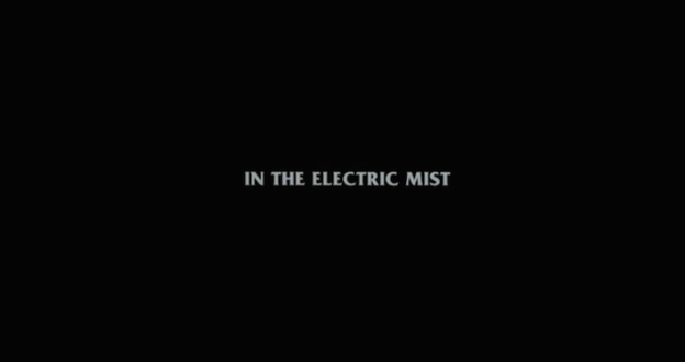 In The Electric Mist title screen