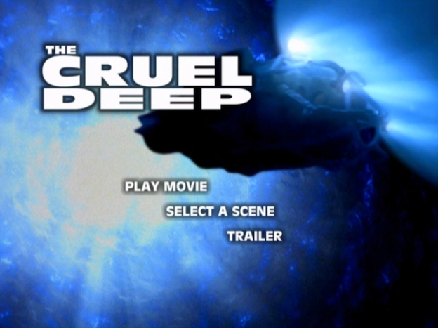 The Cruel Deep title screen