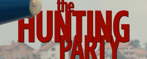 The Hunting Party title screen