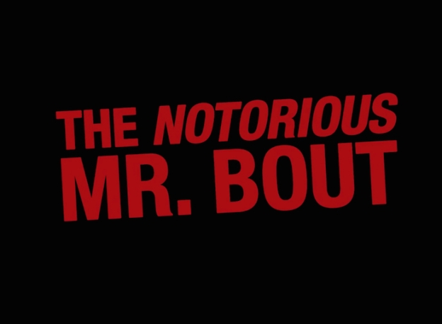 The Notorious Mr Bout title screen