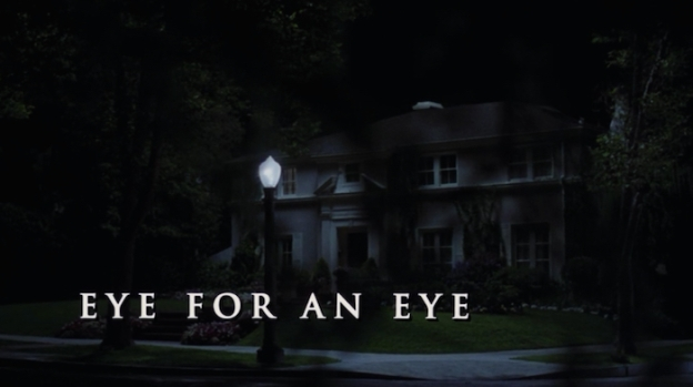 Eye For An Eye title screen