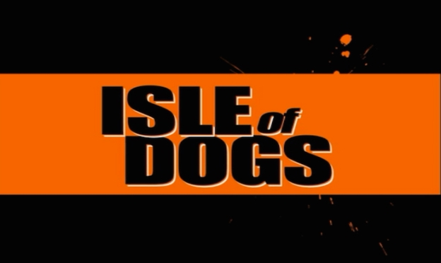 Isle Of Dogs title screen