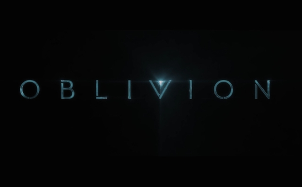 Oblivion title screen