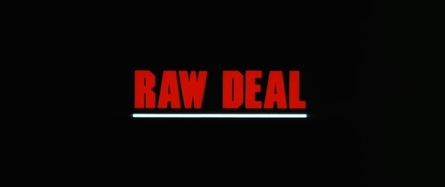 Raw Deal title screen