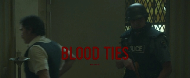 Blood Ties title screen