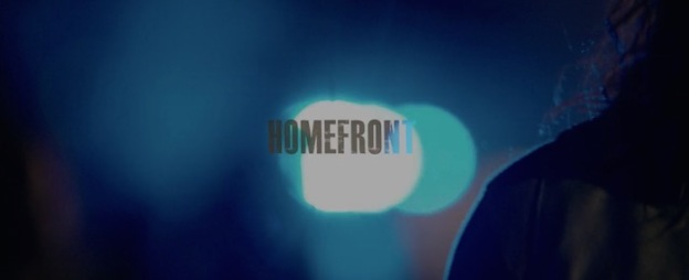 Homefront title screen