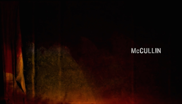 McCullin title screen