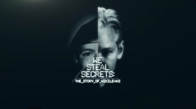 We Steal Secrets: The Story Of Wikileaks title screen