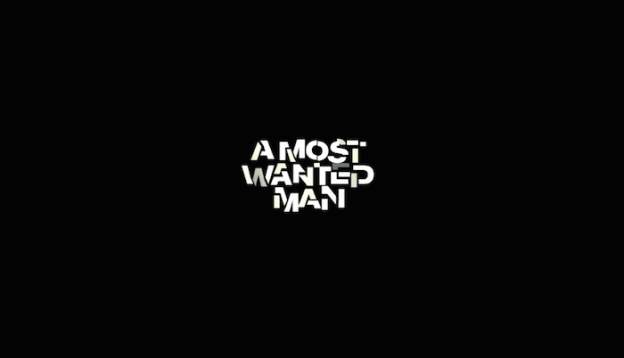 A Most Wanted Man title screen