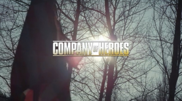 Company Of Heroes title screen