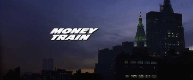 Money Train title screen