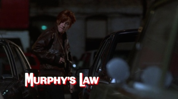 Murphy's Law title screen