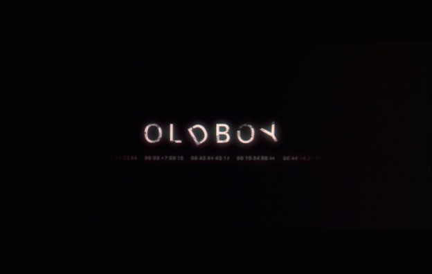 Oldboy (2003) title screen