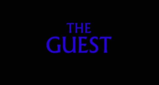 The Guest title screen
