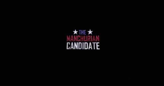 The Manchurian Candidate (2004) title screen