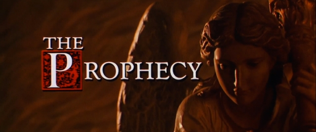 The Prophecy title screen