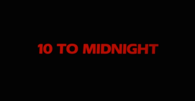 10 To Midnight title screen