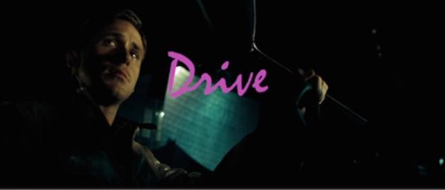 Drive title screen