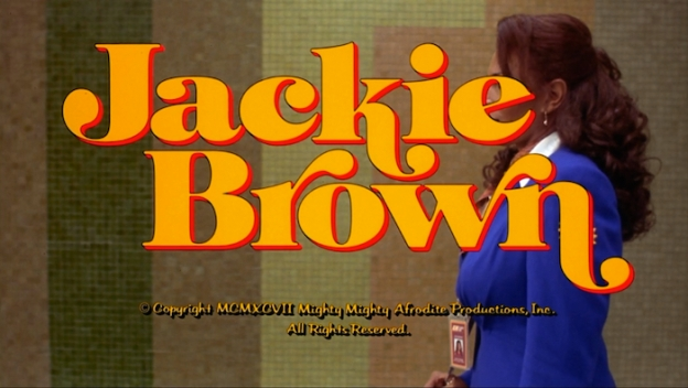 Jackie Brown title screen