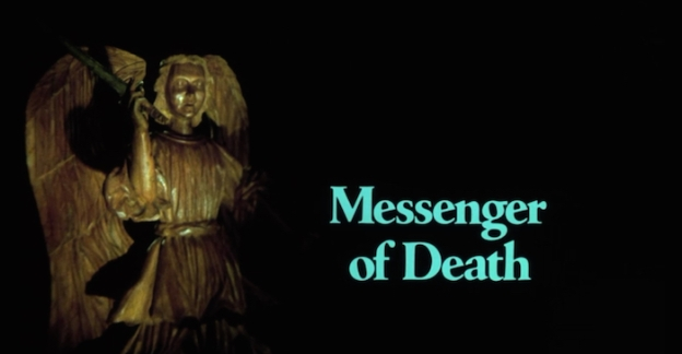Messenger Of Death title screen