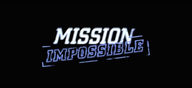 Mission: Impossible title screen