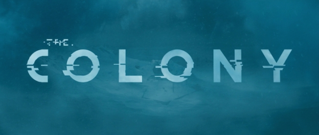 The Colony title screen