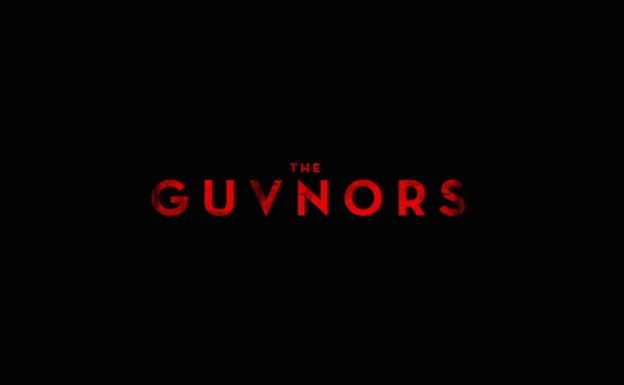 The Guvnors title screen