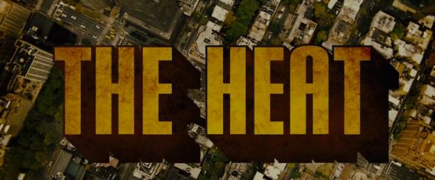 The Heat title screen