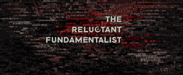 The Reluctant Fundamentalist title screen