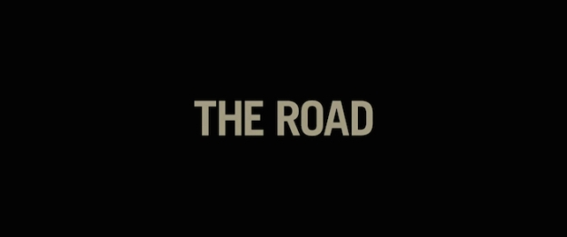 The Road title screen