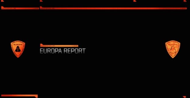Europa Report title screen
