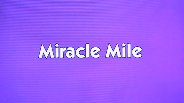 Miracle Mile title screen