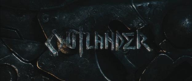 Outlander title screen